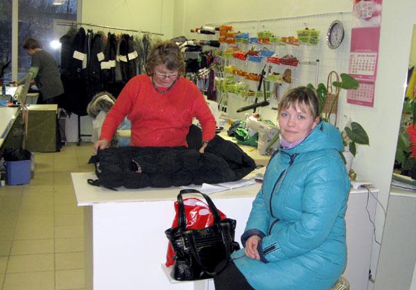 Ремонт одежды в красносельском районе